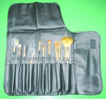Натуральные кисточки для макияжа