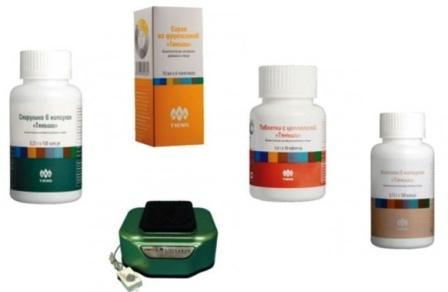 препараты для похудения тяньши